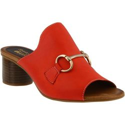 Spring Step Womens Deiyluv Slide Sandals