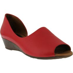 Spring Step Womens Lesamarie Wedges