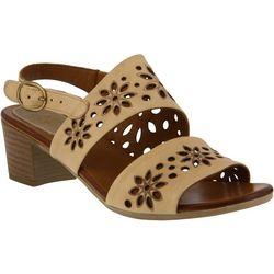 Spring Step Womens Mandalay Wedge Sandals