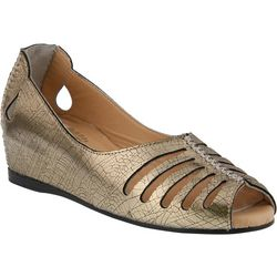 Spring Step Womens Tigress Wedges