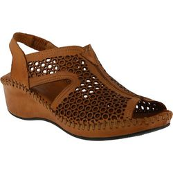 Spring Step Womens Benedetta Slingback Sandals