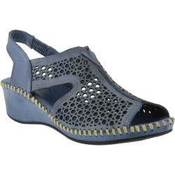 Spring Step Womens Benedetta Slingback Sandals