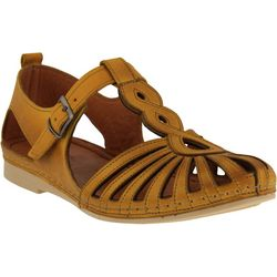 Womens Makeda T-Strap Mary Jane Flats