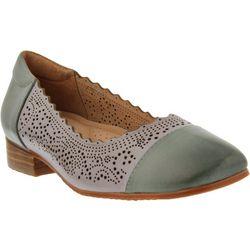 Spring Step Womens Timeless Ballerina Flats