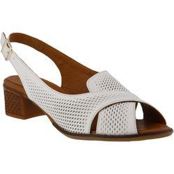 Spring Step Womens Akala Slingback Sandals
