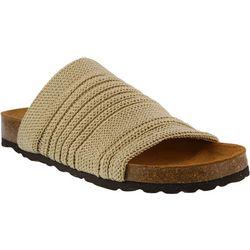 Spring Step Womens Noelena Slide Sandals
