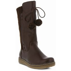 Spring Step Womens Silves Tall Boots