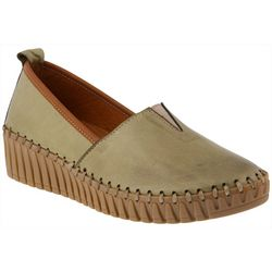 Spring Step Womens Tispea Sculpted Loafers