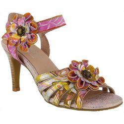 Spring Step Womens L'Artiste Keiko Sandals