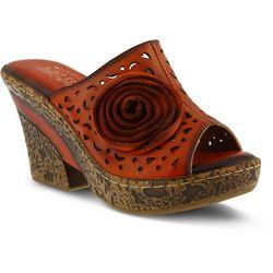 Spring Step Womens L'Artiste Amara Slide Sandals