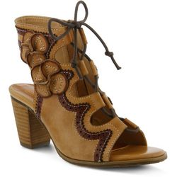 Spring Step Womens L'Artiste Alejandra Sandals