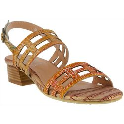 Spring Step Womens L'Artiste Anesa Sandals