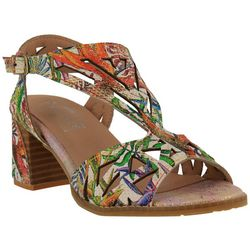 Spring Step Womens L'Artiste Calpie City Sandals