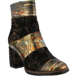 Spring Step Womens L'Artiste Whitney Booties