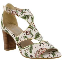 Spring Step Womens L'Artiste Rosies Sandals
