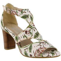 Spring Step Womens L'Artiste Rosies Sandals