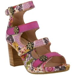 Spring Step Womens L'Artiste Agatiala Sandals