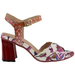 Spring Step Womens L'Artiste Galexia Sandals