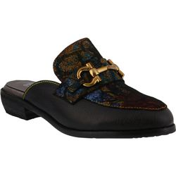 Spring Step Womens L'Artiste Voni Mule