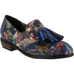 Spring Step Womens L'Artiste Klasik-Safari Loafers