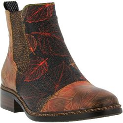 Spring Step Womens L'Artiste Woodland Bootie