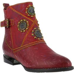 Spring Step Womens L'Artiste Flash Booties
