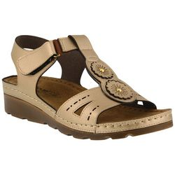 Spring Step Flexus Womens Silas Sandals