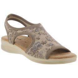 Flexus Womens Nyaman Rose Sandals