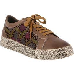 Spring Step Womens L'Artiste Mea Sneaker