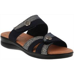 Spring Step Flexus Womens Quasida Slide Sandals