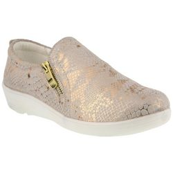 Spring Step Flexus Womens Mandie Python Shoes