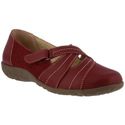 Spring Step Womens Heloise Flats