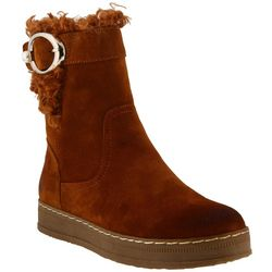Spring Step Womens Lammie Booties