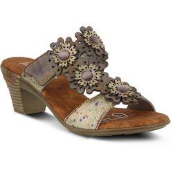 Spring Step Womens L'Artiste Brasi Dress Sandals
