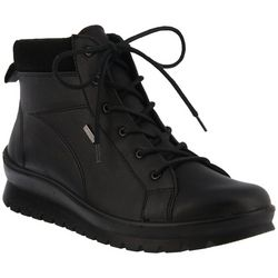 Spring Step Flexus Womens Egoria Lace Up Boots