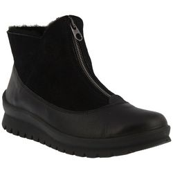 Spring Step Flexus Womens Claudira Zip Boots