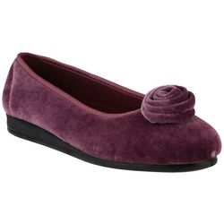 Spring Step Flexus Womens Roseloud Slippers