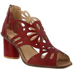 Spring Step Womens L'Artiste Flamenco Sandals
