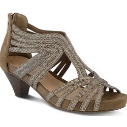 Spring Step Womens Azura Esthetic Dress Sandals