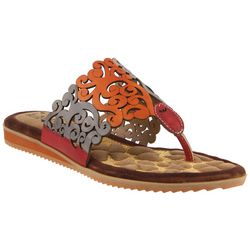Spring Step Womens L'Artiste Heaven Slide Sandal