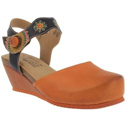 Spring Step Womens L'Artiste Glovely Wedges