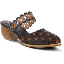 Spring Step Womens L'Artiste Rashida Mules