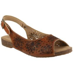 Spring Step Womens L'Artiste Shiela Sling Sandals