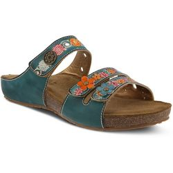 Spring Step Womens L'Artiste Freesia Sandals