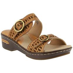 Womens L'Artiste Duobank Slide Sandals