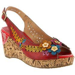 Spring Step Womens L'Artiste Tuttifruitti Sandals