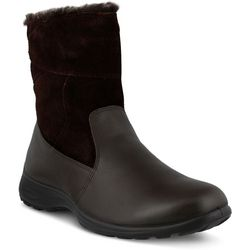 Spring Step Womens Flexus Fabrice Slip On Boots