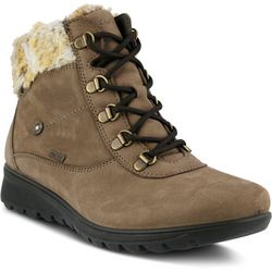 Spring Step Womens Flexus Barra Lace Up Boots