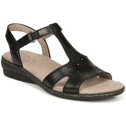 Natural Soul by Naturalizer Womens Brio Sandals