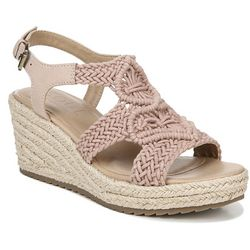 Natural Soul by Naturalizer Womens Oasis Sandals